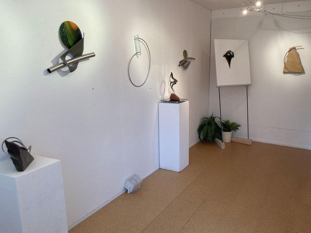 Ausstellungsraum 1. Stock